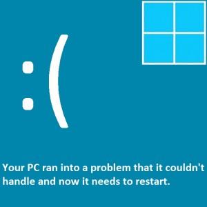 Устранение неполадок 0 × 00000051 Ошибка в Windows 8.1