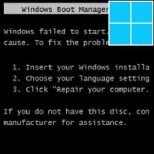 Как исправить ошибку загрузки 0xc0000225 в Windows 8
