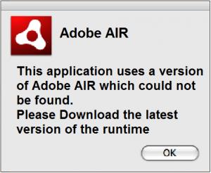 Как исправить проблемы с установкой Adobe Air