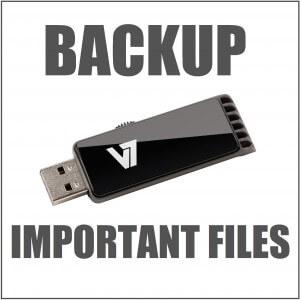 Как сделать резервную копию важных файлов в течение длительного времени?
