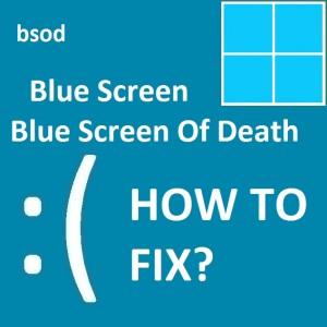 """Как исправить ошибку """"синий экран смерти""""?"""