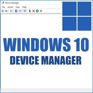 Как исправить диспетчер устройств видеокарты (код 43) в Windows 10