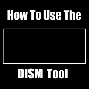 Как использовать команду DISM для исправления Windows 10?