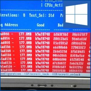 Как запустить диагностическое сканирование жесткого диска и оперативной памяти?