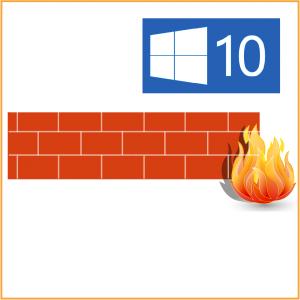 Брандмауэр Windows не выключается в Windows 10