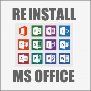 Как переустановить Microsoft Office, если вы его потеряете?