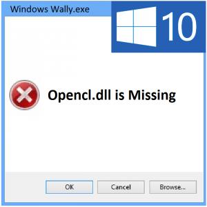 Как исправить ошибки Opencl.dll в Windows 10