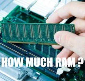Сколько оперативной памяти или памяти должен быть у моего компьютера?