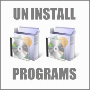 Удаление программ, которые отказываются правильно удалить