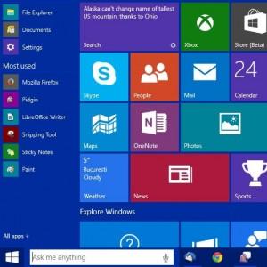 """Меню """"Пуск"""" в Windows 10 не работает Ошибка ShellExperienceHost.exe"""