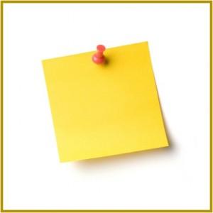 Где хранятся записки в Windows 10?
