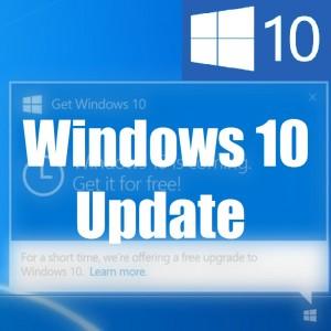 Как остановить обновление Windows 10 в Windows 8.1?