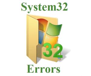 Устранение неполадок System32