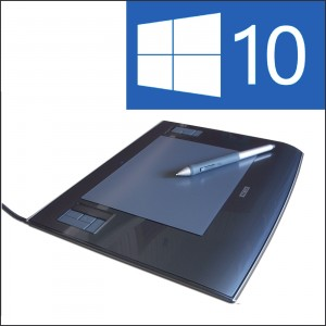 Проблемы с драйвером Wacom Pen в Windows 10