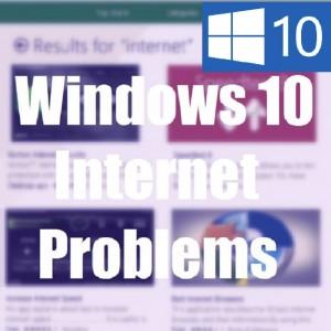 Что делать, если в приложениях Windows 10 нет Интернета?