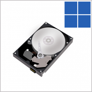 Как исправить потерянный раздел жесткого диска после обновления до Windows 10