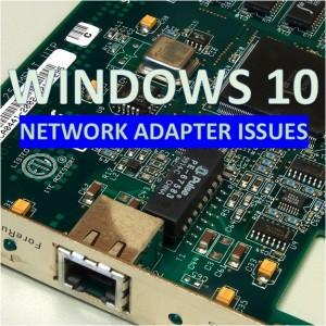 Ошибка отключения сетевого кабеля после обновления до Windows 10