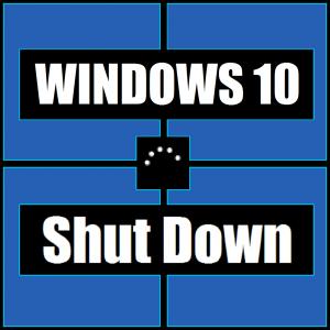 Как исправить Windows 10, когда она не выключается?