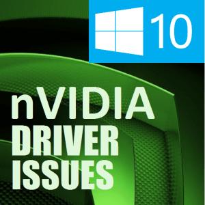 Как исправить ошибку драйвера Nvidia в Центре обновления Windows 10?