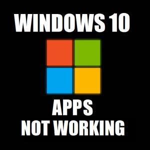 Как исправить сбои приложений в Windows 10