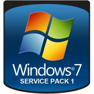 Установка Windows 7 Service Pack 1