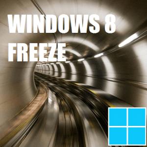 Устранение проблем с зависанием и остановкой Windows 8