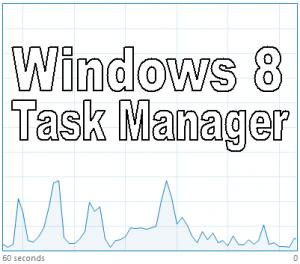 Диспетчер задач Windows 8 зависает