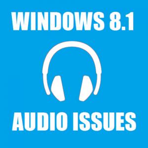 Устранение неполадок «Windows 8.1 не работает звук»
