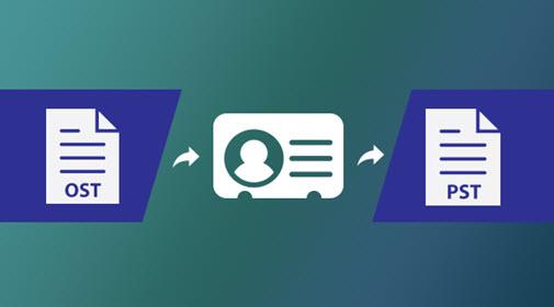 Объяснение простых подходов к извлечению контактов из файла Outlook OST