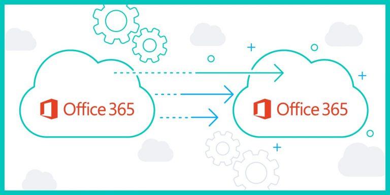 Миграция от клиента к клиенту с Office 365 – полное руководство