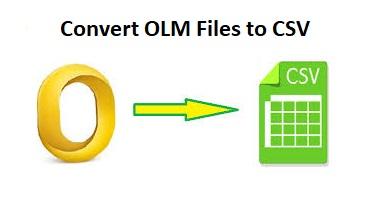 Преобразование Outlook OLM в CSV – краткое руководство для пользователей