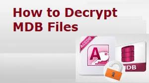 Расшифруйте файлы MDB, используя безупречные методы для достижения наилучших результатов