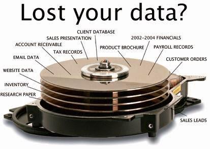 Как восстановить отформатированные файлы с внешнего жесткого диска любого производителя