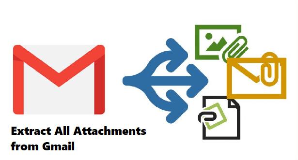 Легко извлекайте все вложения из Gmail наилучшим образом