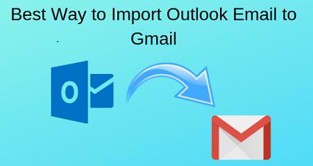 Импорт писем из Outlook в Gmail