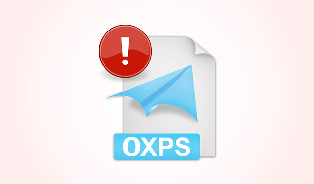 Как открыть файл XPS в Windows 10