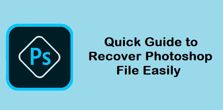 Восстановите файл Photoshop с помощью методов из руководства эксперта