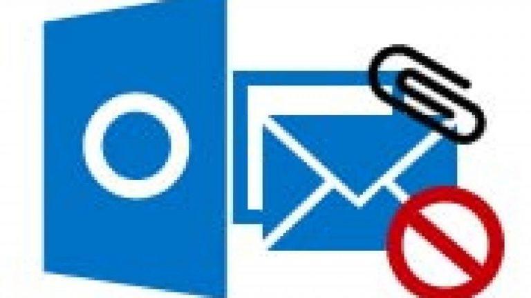 Советы по удалению повторяющихся вложений в Outlook 2019/2016/2013