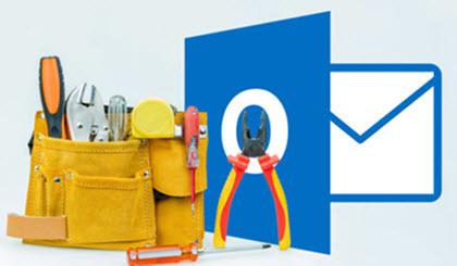 Устранение ошибки Microsoft Outlook Inbox Repair Tool, не отвечающей на ошибку