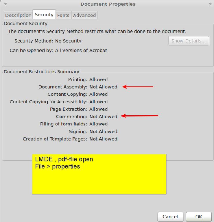 [Guide] Как разрешить комментирование Adobe PDF, когда это запрещено