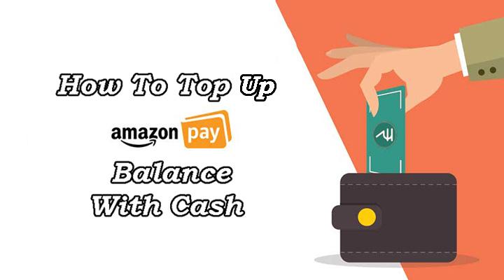 Как пополнить баланс Amazon Pay наличными