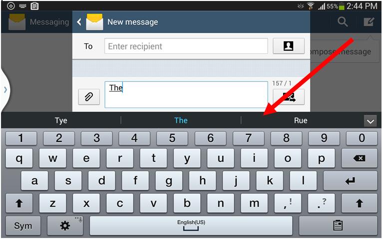 Отключить интеллектуальный ввод текста на клавиатуре Android – Пошаговое руководство