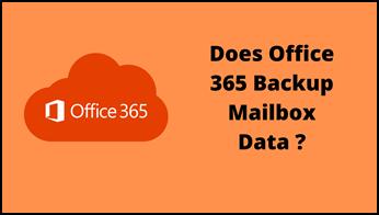 Есть ли в Office 365 резервное копирование моей электронной почты?