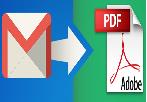 [Solved] Как экспортировать электронные письма Gmail в PDF с вложениями?