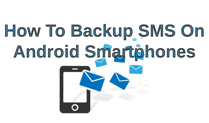 Как сделать резервную копию SMS-сообщений на смартфонах Android