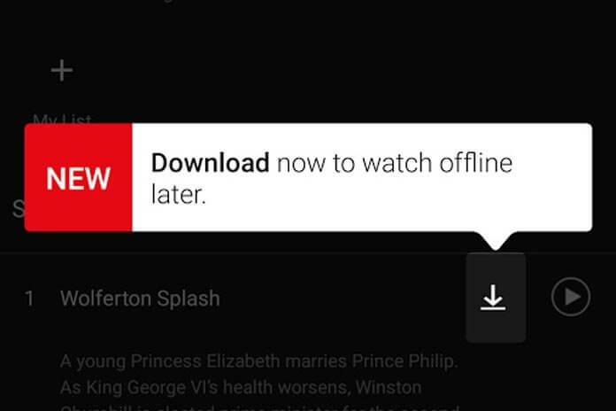 Как загрузить шоу и фильмы Netflix для просмотра в автономном режиме