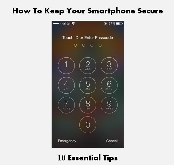 Как обезопасить свой смартфон