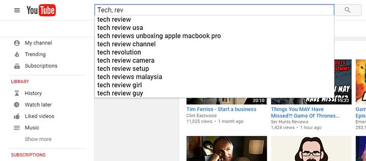 Как освоить поиск на YouTube с помощью простых команд