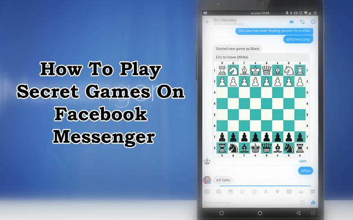 Вот как играть в секретные игры в Facebook Messenger