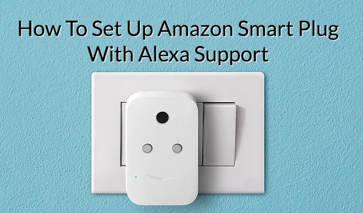 Как настроить Amazon Smart Plug с поддержкой Alexa